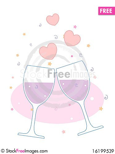 Free Wine Royalty Free Stock Images - 16199539