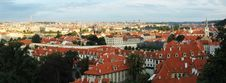 Free Old Prague Cityscape  - Unesco Heritage Site Royalty Free Stock Photography - 16190967