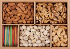 Free Nuts Stock Photos - 16191413