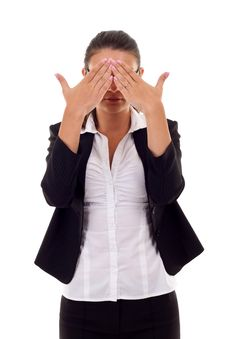 Free See No Evil Stock Photography - 16192952
