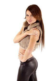 Free Sexy Slim Girl Stock Photo - 16193480