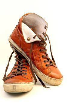 Free Shoe Royalty Free Stock Photos - 16193758