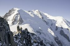 Free Views Of Mont-Blanc Stock Photos - 16193783