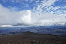 Free Mountain Landscape, Iceland. Stock Photography - 16194122