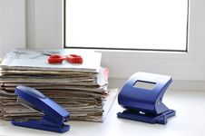 Free Office Working Place Stock Photography - 16194462