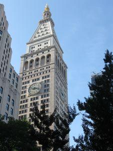 Free Clock Tower New York Stock Photos - 16194853