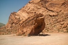 Free Valley Of Fire Stock Photography - 16195772