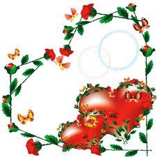 Free Wedding Background Royalty Free Stock Image - 16195836
