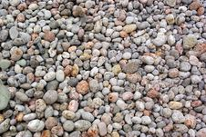 Free Texture From Round Rocks Royalty Free Stock Photo - 16196455