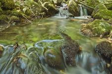 Free Mountain Stream Royalty Free Stock Image - 16196606