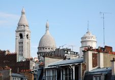 Free Montmartre Stock Photography - 16196632