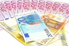 Free Euro Money Stock Photo - 16196770