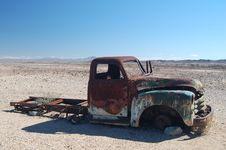 Free Abandoned Truck Royalty Free Stock Photos - 16196898