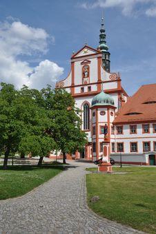 Free Monastery In Saxony Royalty Free Stock Photos - 16197758