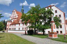 Free Monastery In Saxony Stock Photography - 16197782