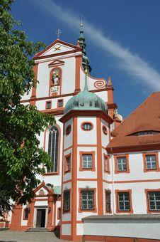 Free Monastery In Saxony Royalty Free Stock Photos - 16197838
