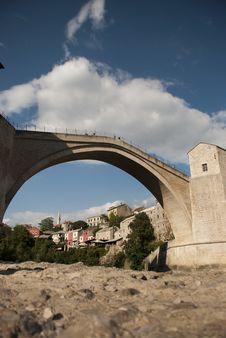Free Mostar Royalty Free Stock Photo - 16198425
