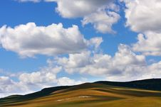Free Upland Meadow Royalty Free Stock Photo - 16198515