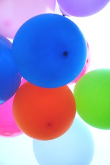 Free Balloons Royalty Free Stock Images - 16199189