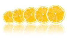Free Lemon Slices Stock Image - 16199401