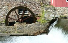 Free Grist Mill Royalty Free Stock Photography - 16199577