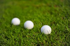 Free Golf Ball Stock Photos - 16199583