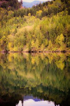 Free Lake And Mountain View 4 Stock Image - 16199881