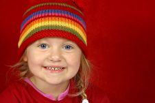 Free Cute Little Girl Royalty Free Stock Photography - 1620407