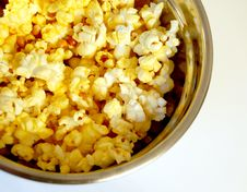 Free Buttered Popcorn Stock Photo - 1621540