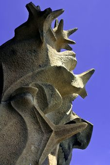 Free Detail Of Sagrada Familia Stock Photos - 1621713
