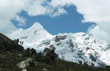 Free Cordilleras Mountain Royalty Free Stock Photo - 1622965