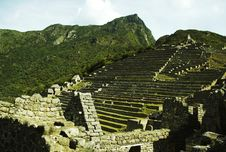 Free Incas City Machu-Picchu Royalty Free Stock Photo - 1622975