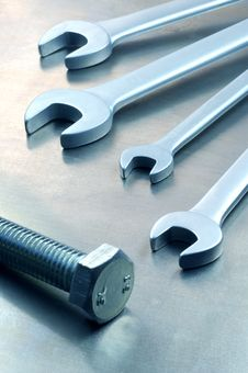 Free Spanner2 Stock Photography - 1624382