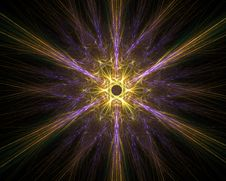 Free Fractal Abstract Royalty Free Stock Image - 1625116