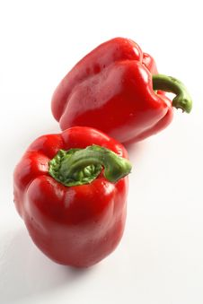 Free Bell-peppers Stock Image - 1625161