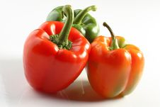 Free Bell-peppers Stock Images - 1625214