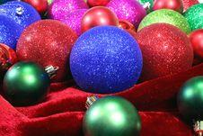 Free Christmas Balls Stock Photos - 1625263