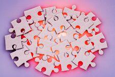 Free Jigsaw Puzzle Royalty Free Stock Photos - 1626878