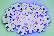Free Jigsaw Puzzle Stock Photo - 1626880
