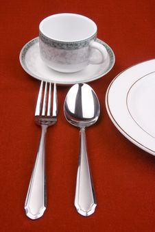 Free Place Setting Stock Image - 1627451