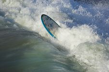 Free Surfing Or Not Royalty Free Stock Photography - 1628277