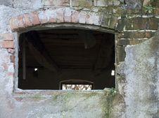 Free Wall - Window Royalty Free Stock Photo - 1628775