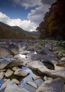 Free Ocoee River, Tennessee Stock Photo - 1629380
