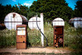 Free Old Gas Station Stock Images - 16200784