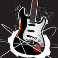 Free Guitar Design Stock Photography - 16206572
