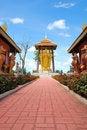 Free Buddha Pavilion Royalty Free Stock Images - 16209779