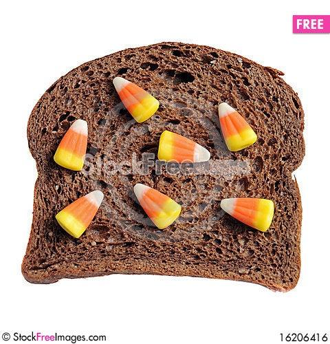 Free Halloween Snack Royalty Free Stock Image - 16206416