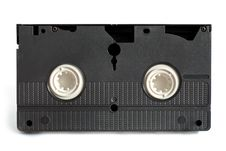 Free Video Cassette Royalty Free Stock Image - 16200296