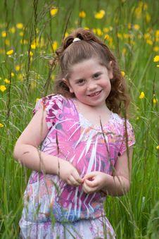 Free Flower Girl Stock Photos - 16200543