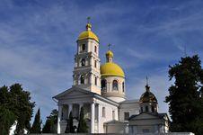 Church Of Maria Magdaliny Royalty Free Stock Photography